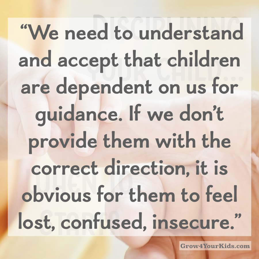 Lack of Conversation lead to Insecurity. Parenting Article.
