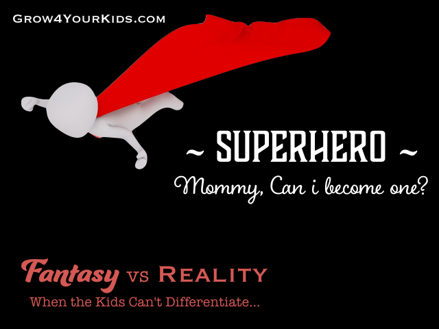 Superhero - Waiting for growing into one?