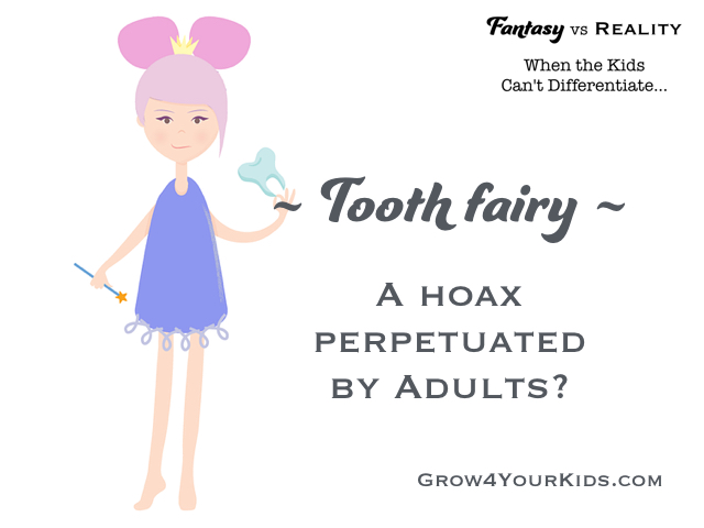 Tooth fairy - is it really required?