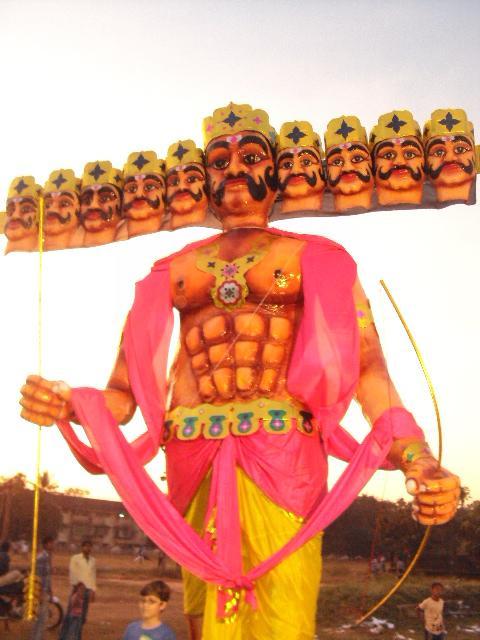 Ravana dussera